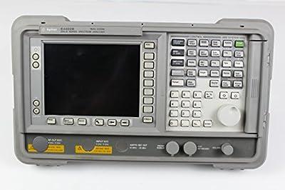 Agilent E4402B Front Panel ESA-E Series Spectrum Analyzer