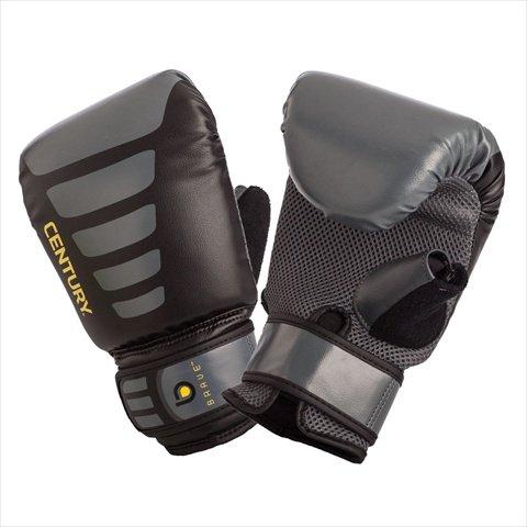 Century Brave Oversized Bag Glove Black/Grey Size: S/M Black/Grey