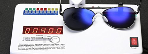 Anti Gafas Conducción MOQJ de polarizadas Gafas UV C Sol para de Hombres A wzzrY8xq