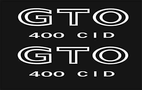 Compare Price Gto Decal On Statementsltd Com