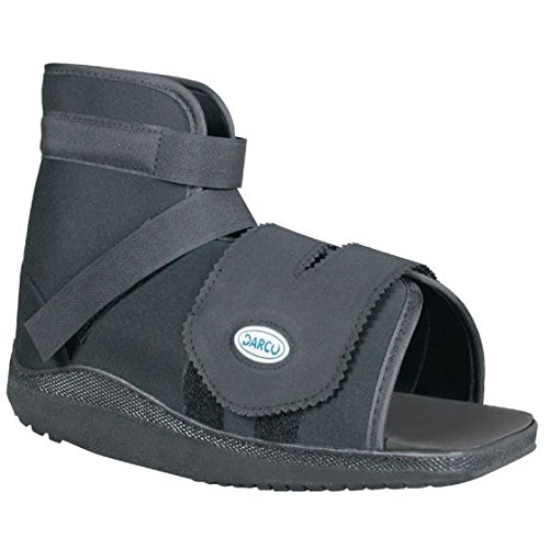 Physical Therapy AIDS 081145051 Darco Slim Line Cast Boot, Large, Shape by Physical Therapy Aids