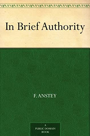 book cover of In Brief Authority
