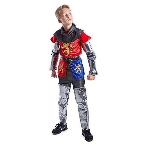 Charm Rainbow Kid's Knight Role Play Costume for