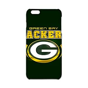 NFL Team Logo Green Bay Packers Cell Phone Case FOR Iphone 6 Plus 3D