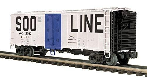 O Scale Premier 40' Steel Sided Reefer Car (Premier Mth Trains)