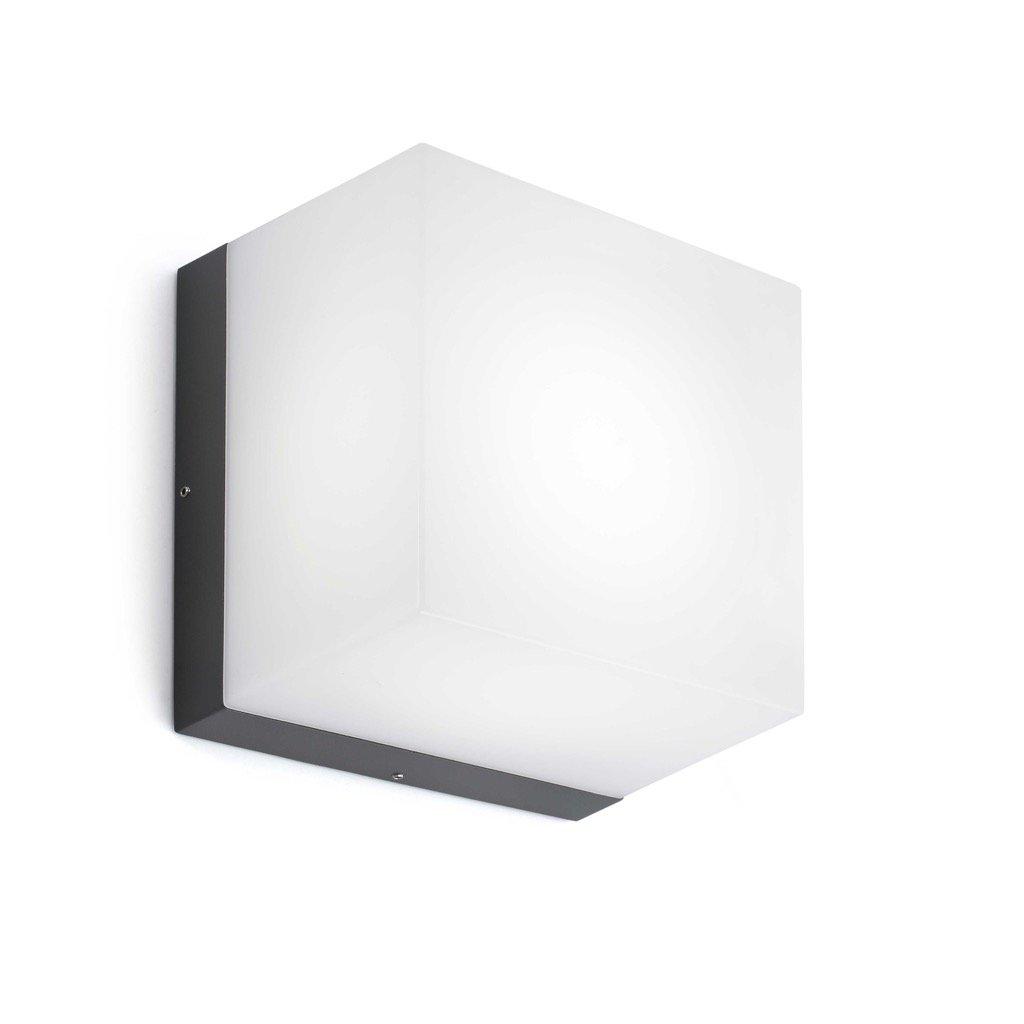 popolare Faro 70636 - - - NAOMI LED Lampada da paretel grigio scuro  controlla il più economico