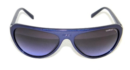 Gafas de sol Vuarnet 674TH Aviator Azul + cristales Violet ...