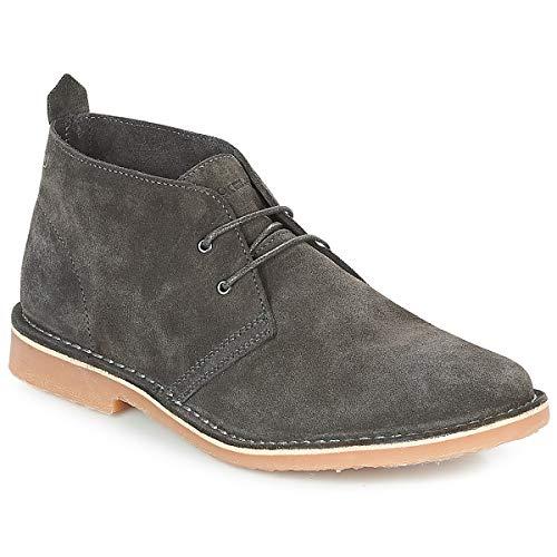 Boots Jones boots Suede Boot Gobi Gris amp; Bottines Jack Hommes fxzqw1CU