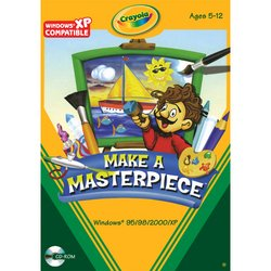 Price comparison product image Crayola: Make a Masterpiece Software (PC)
