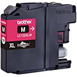 Brother LC-125XLM Cartouche d'Encre Magenta