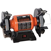 Deals on Black & Decker BG1500BD 1.8 Amp 6 in. Bench Grinder