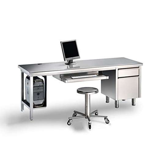 Disset Odiseo SGD15035 Mesa de escritorio con 2 cajone ...