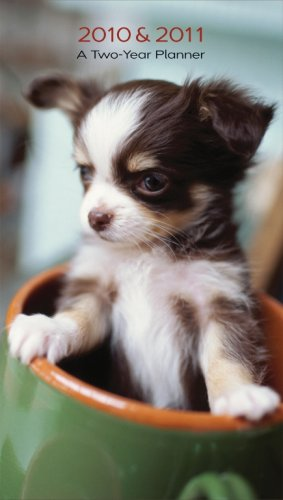 - Chihuahua Puppy - Checkbook 2010 Monthly (Checkbook) Calendar