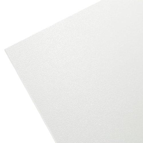 "ABS Plastic Sheet - .1875"" Thick, White, 24"" x 24"" - Pick..."