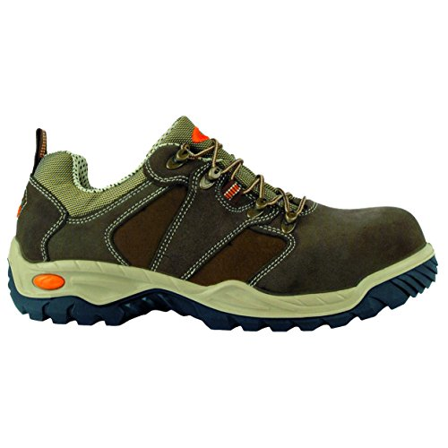 "Cofra 75500 – 004.w45 Talla 45 S3 SRC – Zapatillas de seguridad ""Nueva Blues, color marrón"