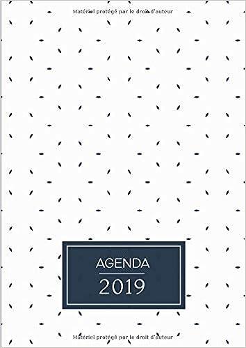 Amazon.com: Agenda: Semainier - Grand Format A4 - Motifs ...