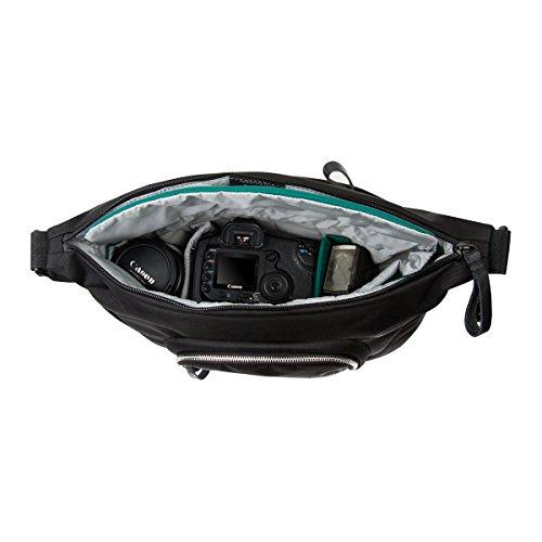 Crumpler Fashionista Shoulder case Black - camera cases (Shoulder case, Universal, Black, Nylon, 360 mm, 210 mm)