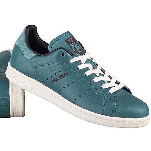 adidas Stan Smith, Zapatillas para Hombre Azul (Blue/collegiate Navy/chalk White)