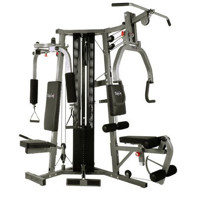 Bodycraft Galena Pro Home Gym Leg Press: Not Included, Stack Guard: Included