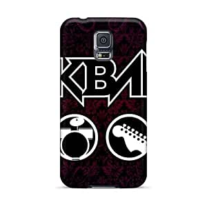 Samsung Galaxy S5 GwG4779UUVf Unique Design Trendy Bon Jovi Pattern High Quality Hard Phone Covers -Marycase88