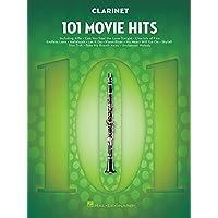 101 Movie Hits Clarinet