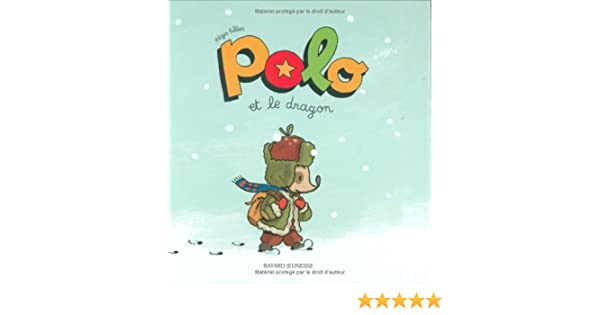 Polo et le dragon (Mini BD Kids Polo): Amazon.es: Faller, Régis ...