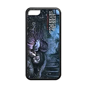 For SamSung Galaxy S4 Phone Case Cover Avenged Sevenfold Heavy Metal Rock Dark Black DIY For SamSung Galaxy S4 Phone Case Cover