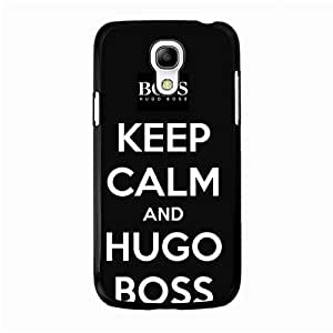 Hugo Boss Cover Case Fashion Style for Samsung Galaxy S4 Mini Famous Brand Logo