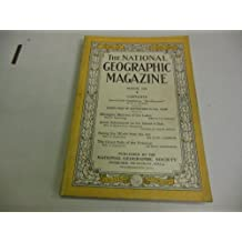 Forgive us, Lord--: We looked at National geographic, ah-- March 1928