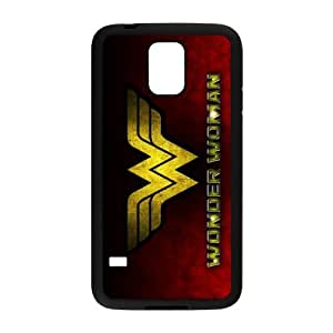 Custom Wonder Woman Phone Case Cover Protection for Samsung Galaxy S5 i9600 TPU