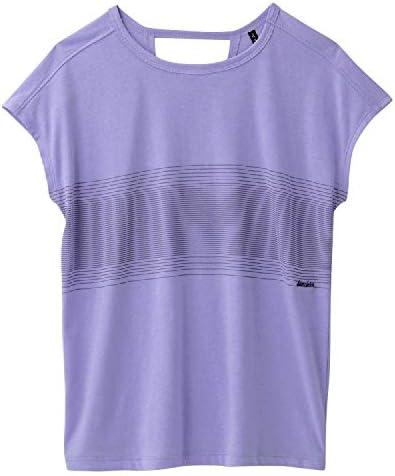 YOGA 半袖 Tシャツ レディース スポーツ クルーネック 吸汗速乾 UVカット ヨガ