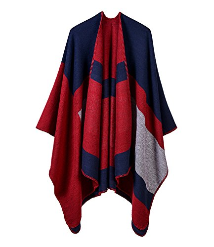 red Series donna Medeshe Poncho 5 qTRwwEI