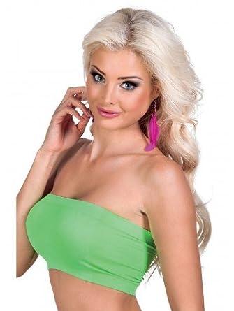 Vert Bustier Top Et Accessoires FemmeVêtements BQrxCeWdo