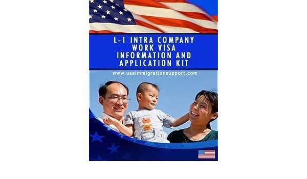 L1 Visa - Intra Company Work Visa (USA Immigration Guides