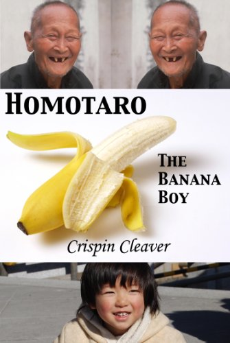 Homotaro: The Banana Boy (Spoofs for Kids Book 3)