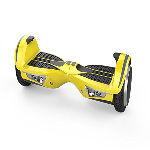 SAVA N5 JUMPING SHOCKPROOF UL Certified 2272 Self BalancingScooter/Hoverboard with Bluetooth Speaker...