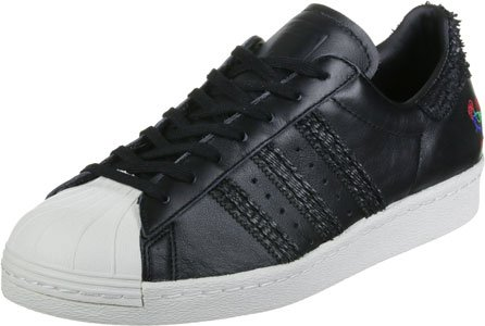 adidas Superstar 80s CNY Schuhe 3,5 black/white