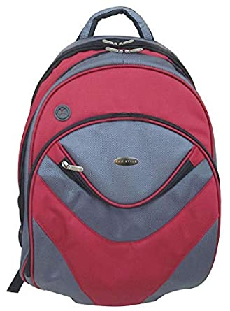 7b782b2583f7 Image Unavailable. Image not available for. Color  ECO Style Nylon Laptop  Backpack for Up ...
