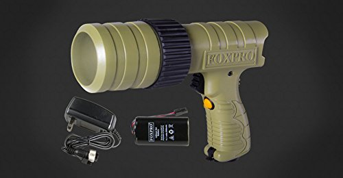FOXPRO Fire Fly American Made Scan Light, Red -