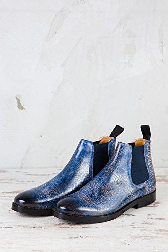 Melvin Boots Blue amp; Chelsea Hamilton Blue 4 Amelie Womens rT6rYOvwZq