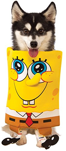 SpongeBob Squarepants Pet Costume, Small ()