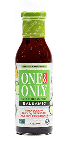 One&Only Organic Balsamic Salad Dressing