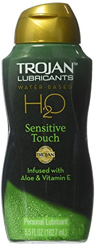 Trojan Lubricants H2O Sensitive Touch product image