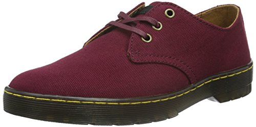 Dr. Martens Mens Delray Oxford Oude Oxblood