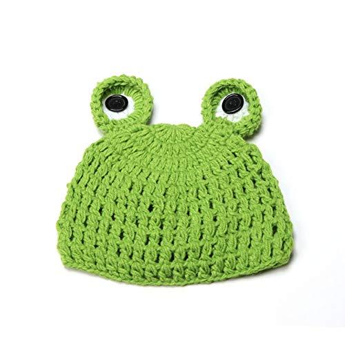 Lovely Newborn Infant Baby Knit Cap Beanie Crochet Hat Photography Prop Costume