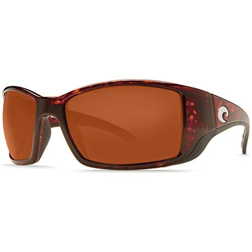 Mar Gray 580G Glass Costa Del Shirt Tortoise BlackFin Free with LightWAVE Costa Copper SM g5WUwFI7q5
