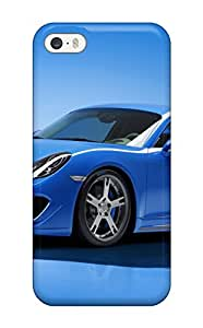 Perfect 2014 Porsche Cayman Moncenisio By Studiotorino Case Cover Skin For Iphone 5/5s Phone Case