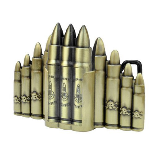Buckle Rage Bullets Removable Ammunition product image