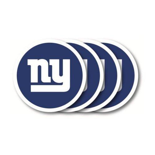 New York Giants Coaster 4 Pack Set ()