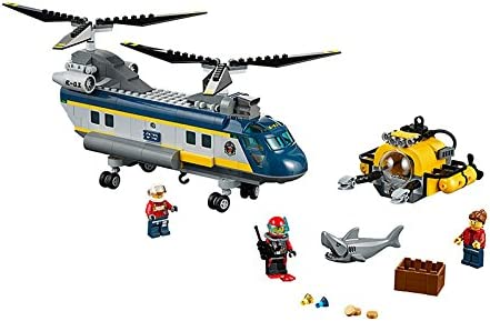 LEGO City Deep Sea Explorers 60093 Helicopter